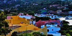 #PortoCervo, in #CostaSmeralda, a tratti, sembra una brutta copia di #Mykonos. #Sardegna #sardignagalana