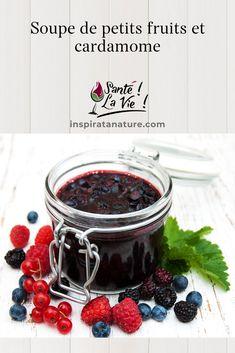 Découvrez cette recette de compote sans sucre, fraîche et aux épices qui favorisent la digestion. #recette #santé #sainenutrition #nutrition Nutrition, Fruit Soup, Natural Health, Life, Impala