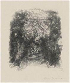 Goethe's Faust, Black And White Illustration, Literature, Graphics, Illustrations, Book, Scribble, Dibujo, Art