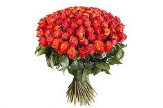 удивительный Букет 101 роза Атомик  #Букеты #Хитыпродаж,Букет101розаАтомик
