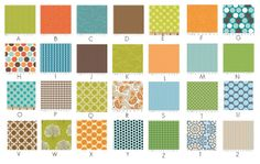 Custom Fabric Collections for Your Bedding Set - HoneyBear Lane