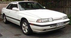 Mazda MX-6 Turbo 4WS