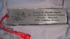 With This Curse won the 2015 Daphne du Maurier Award for excellence in historical romantic mystery/suspense! Daphne Du Maurier, The Heirs, Love Her, Mystery, Victorian, Romantic, Romance Movies, Romantic Things, Romance