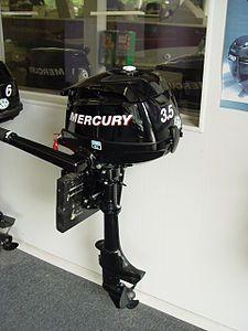 Mercury 3,5 lightweight