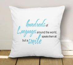 Quote Funny Pillow