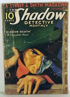 Who knows what evil lurks in the hearts of men? Dramatic Shadow knows!