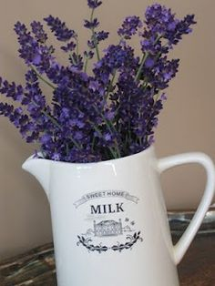 Lavender...wonderful in all ways...