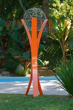 TerraSculpture modern garden sculptures