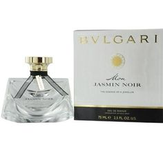 Mon Jasmine Noir by Bvlgari Mon Jasmine Noir by Bvlgari for Women , this floral and sweet fragrance is a blend of Lily of the valley, Sambac Jasmine, Musky Nougatine, and Vibrant Wood.
