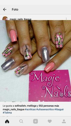 Sea Nails, Toe Nail Designs, How To Do Nails, You Nailed It, Nail Colors, Beauty, Art Nails, Nice Nails, Nail Arts