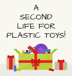 Consider giving a second life to some of your gently used plastic toys. Donate them to Second Chance Toys through a local drop off station or host a Second Chance Donation event for your area (NY, NJ, PA, DC, MA only)! #CARETORECYCLE