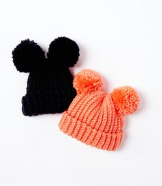 Adorable Pompom Crochet Hat | Free Pattern | Yarnspirations