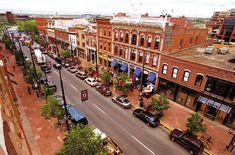 LoDO, Denver, Colorado // WeAreAdventure.us