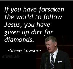 christian quotes | Steve Lawson quotes | Jesus