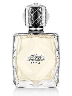 Sexy and Adventurous: Agent Provocateur's Fatale exemplifies the dichotomy of the Femme Fatale.