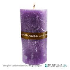 Свеча ароматерапевтическая Organique Candle 150*70, купить в Киеве, цена и отзывы на PARFUMS.UA