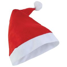 Budget Santa hat   CS102   Casual Apparel