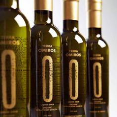 Terra Omiros Extra Panenský Olivový Olej 250ml