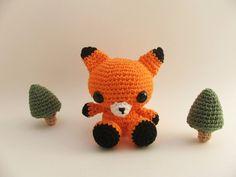 Fox  / Woodland Animals