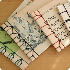 japanese book binding - pretty times 12
