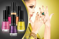 I just bought 6x Revlon Scented Nail Varnishes (now £12) via @wowcher