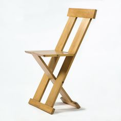 Frei Egidio chair by Lina Bo Bardi