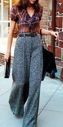 70's chic (I find this playful & sexy)
