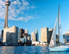 Toronto, Ontario, Canada - There are many things to see and do in Toronto, from festivals and events to attractions and places of interest. Property Investor, Visit Canada, Places Of Interest, Vacation Spots, San Francisco Skyline, Places Ive Been, New York Skyline, Toronto