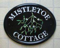 Pictorial House Signs from Yoursigns Ltd