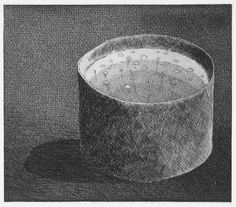 The Pot Boiling, by David Hockney