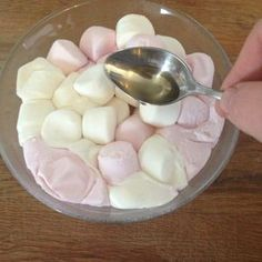 Marshmallow fondant #recipe