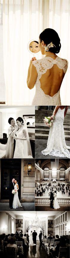 Korean Fusion Wedding in NY by Lilian Haidar Photography