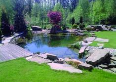 Jezírko je ozdobou každé zahrady. Ať nechybí ani na té vaší! - HomeInCube