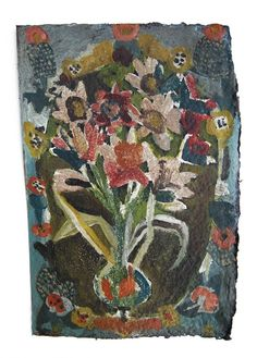 flowers II - cornelia o'donovan