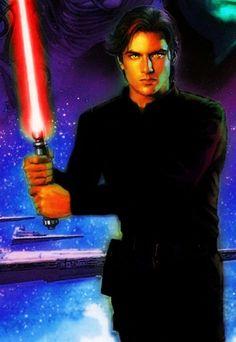 Darth Caedus - Jacen Solo - Jedi turned Sith - 9 Aby - 41 Aby Star Wars Sith, Star Wars Rpg, Star Wars Pictures, Star Wars Images, Darth Caedus, Saga, Jacen Solo, Darth Bane, Star Wars Concept Art