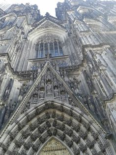 Travel Report, Barcelona Cathedral, Building, Buildings, Construction