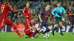 FC Barcelona 0 - 3 Bayern Munich #FCBarcelona #Game #Match #ChampionsLeague