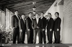 Artistic and fun images from Mission Santa Clara and also the Ranch Golf Club in San Jose of Diane & Jose by the Santa Clara wedding photographer Scott Mosher Santa Clara, The Ranch, Wedding Images, Groomsmen, Hands, Pockets, Portrait, Awesome, Artist