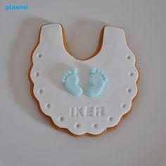 galleta bautizo cookie baby shower