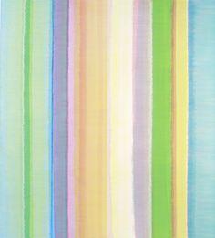 Karl Wiebke  Vertical Stripes Twenty One, 2015 acrylic on linen 150 x 135 cm 2015/16 Show #LiverpoolStreetGallery #Sydney