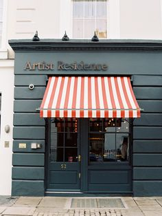 BLOGGED: Artist Residence Hotel, just opened in Pimlico