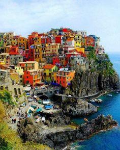Je veux aller en Italie