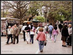 """""""La Peatonal"""" (pedestrian area) , Córdoba (Argentina)"""