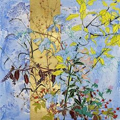 artnet Galleries: September Wildflower Convocation by Robert Kushner from DC Moore Gallery
