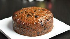 Super moist fruit cake recipe will help you make soft dense and moist fruit cake with lots of juicy plumpy raisins,cranberries etc Sponge Cake Recipes, Easy Cake Recipes, Dessert Recipes, Desserts, Fruit Cake Recipes, Fruit Cakes, Pumpkin Recipes, Recipes Dinner, Moist Fruit Cake Recipe