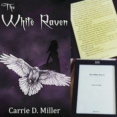 The White Raven by Carrie D. Miller review. Follow the link to read the full review.