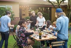 Come Together: The Joy of the Summer Dinner Party