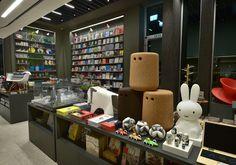 The Design Museum - Atrium visual merchandising | The Beep Studio