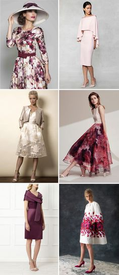 12 Great Looks for Spring and Summer Style for the Mother of The Bride | see them all on www.onefabday.com