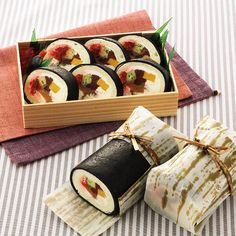 Sushi Roll Cake